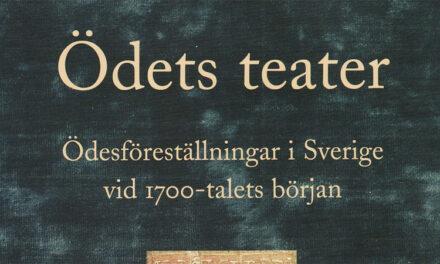 Ödesföreställningar i Sverige vid 1700-talets början