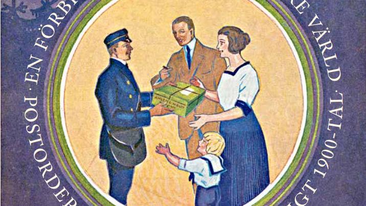 Postorder i Sverige under tidigt 1900-tal