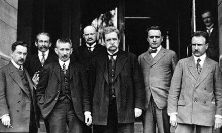 Striden inom arbetarrörelsen 1908–1918
