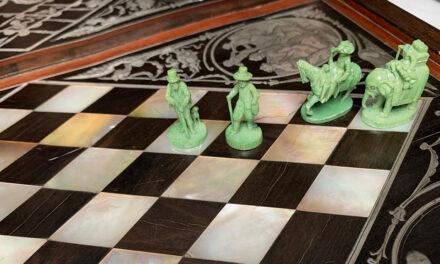 Sällskapsspel för 400 år sedan – nästan som i dag
