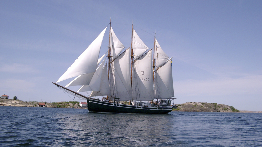 Sjöhistoriska stödjer kulturhistoriskt värdefulla fartyg