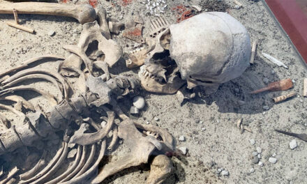 Forntidens människor blev äldre än man trott