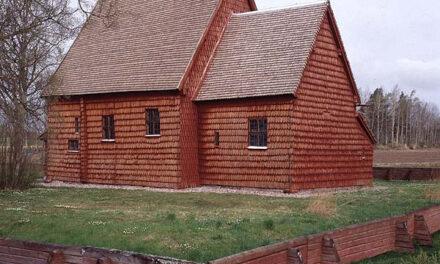 Södra Råda kyrka kanske byggs upp igen