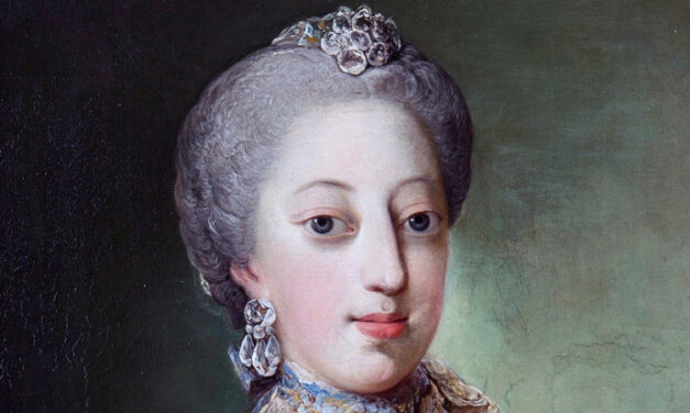 Drottning Sofia Magdalena