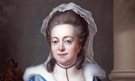 Grevinnan Stina Piper i 1700-talets Sverige