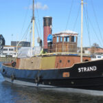 Fartygen Amber och Strand blir k-märkta