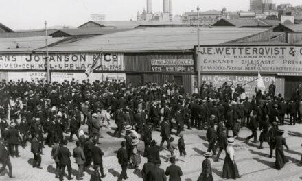 Elektrifieringen ledde till fler strejker