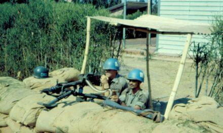 Svensk FN-trupp i Kongo 1960-64