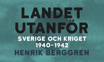 Sverige och kriget 1940–1942