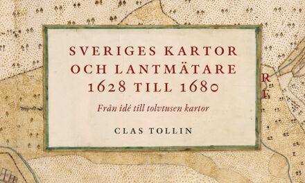 Sveriges kartor och lantmätare 1628–1680