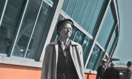 Sjuksköterskan och fackföreningsledaren Gerda Höjer