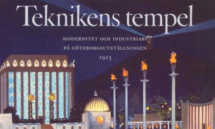 Modernitet och industriarv på Göteborgsutställningen 1923