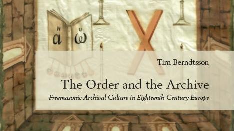Arkiven avgörande för Frimurarnas identitet
