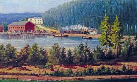 Bankverksamhet i Sverige under industrialiseringsprocessen 1850–1920