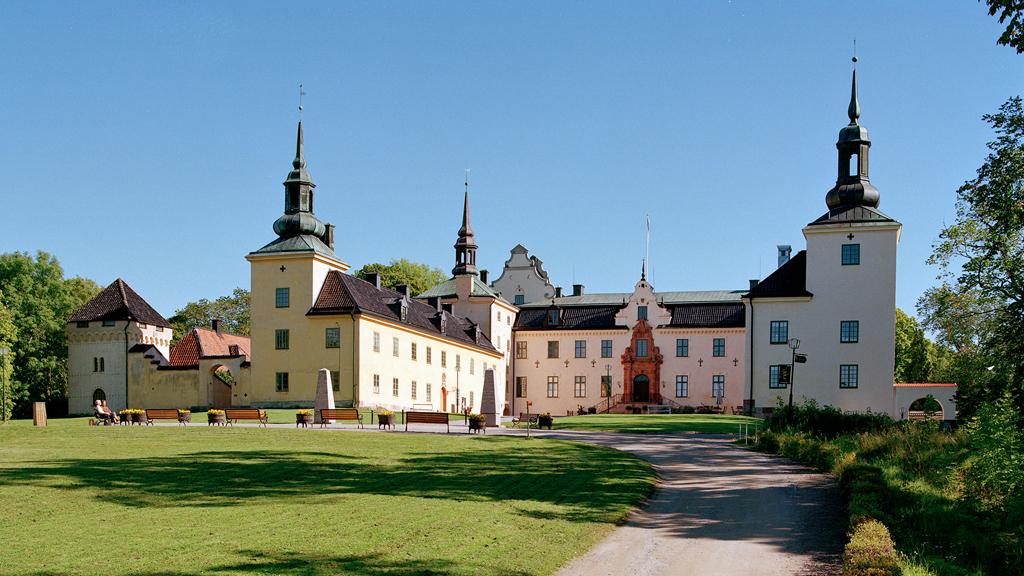 Tyresö slott. Foto: Peter Segemark/Nordiska museet