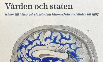 Källor till epidemisjukvårdens och psykvårdens historia