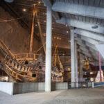Historiskt låga besökssiffror för Vasamuseet 2020