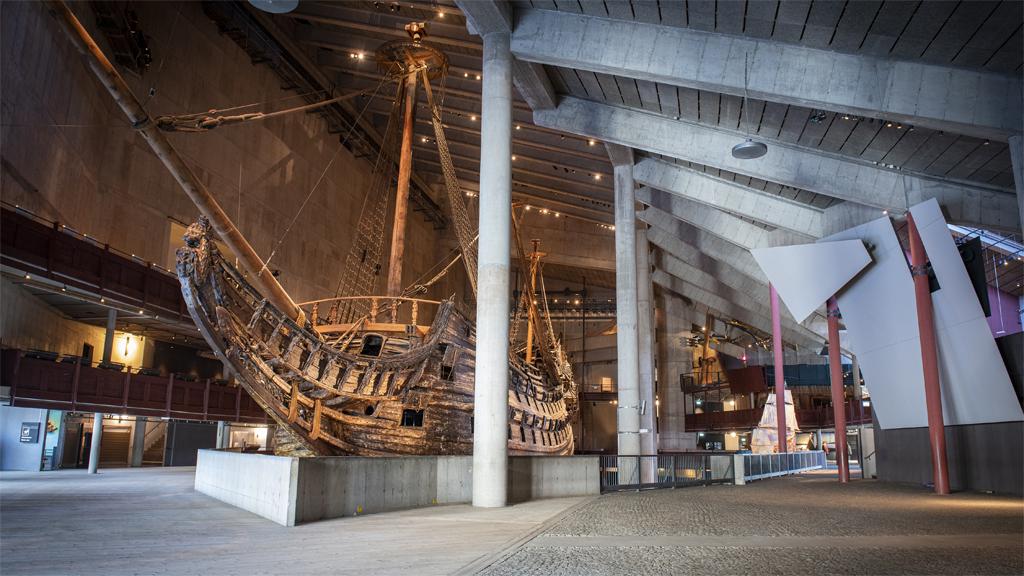 Foto: Anneli Karlsson/Vasamuseet