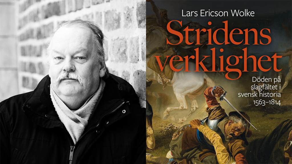 Vasamuseets vänners pris till Lars Ericson Wolke