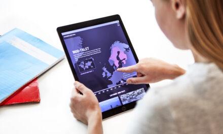 Digital satsning på historieundervisning i grundskolan